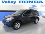 2007 Royal Blue Pearl Honda CR-V EX-L 4WD #90124791