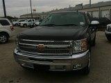 2013 Black Chevrolet Silverado 1500 LT Extended Cab #90124875