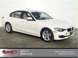 2014 Alpine White BMW 3 Series 320i xDrive Sedan #90125129