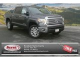 2014 Magnetic Gray Metallic Toyota Tundra Limited Crewmax 4x4 #90124676