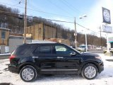 2014 Tuxedo Black Ford Explorer Limited 4WD #90124968