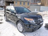 2014 Ford Explorer Limited 4WD Data, Info and Specs