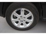 Jeep Commander 2009 Wheels and Tires