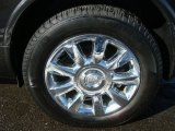 Buick Enclave 2013 Wheels and Tires