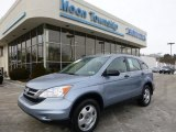 2011 Glacier Blue Metallic Honda CR-V LX 4WD #90125096