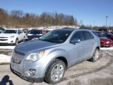 2014 Silver Topaz Metallic Chevrolet Equinox LT AWD #90125069