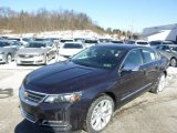 2014 Blue Ray Metallic Chevrolet Impala LTZ #90125067