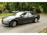 2014 Dakota Gray Metallic Audi A6 3.0T quattro Sedan #90186141
