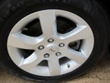 Nissan Altima 2009 Wheels and Tires