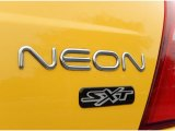 Dodge Neon Badges and Logos