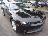 2014 Black Chevrolet Camaro LS Coupe #90186125