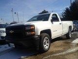 2014 Summit White Chevrolet Silverado 1500 High Country Crew Cab #90185652