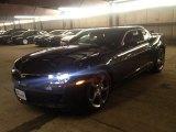 2014 Ashen Gray Metallic Chevrolet Camaro LT Coupe #90185648