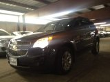 2014 Atlantis Blue Metallic Chevrolet Equinox LT #90185646