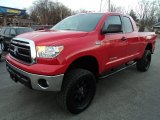 2011 Radiant Red Toyota Tundra SR5 Double Cab 4x4 #90185883