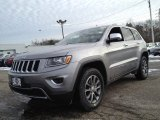 2014 Billet Silver Metallic Jeep Grand Cherokee Limited 4x4 #90185308