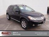 2006 Super Black Nissan Murano SL #90185766