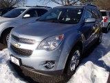 2014 Silver Topaz Metallic Chevrolet Equinox LT #90185296
