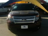 2012 Cinnamon Metallic Ford Explorer XLT #90185525