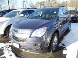 2014 Atlantis Blue Metallic Chevrolet Equinox LT AWD #90185289