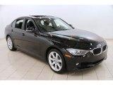 2013 Black Sapphire Metallic BMW 3 Series 335i xDrive Sedan #90185875