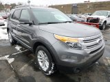 2014 Sterling Gray Ford Explorer XLT 4WD #90185617