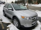2014 Ingot Silver Ford Edge SEL AWD #90185614