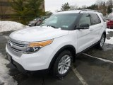 2014 Ford Explorer Oxford White