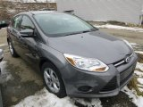 2014 Sterling Gray Ford Focus SE Hatchback #90185608