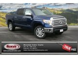 2014 Blue Ribbon Metallic Toyota Tundra Limited Crewmax 4x4 #90185259