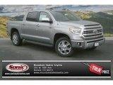 2014 Silver Sky Metallic Toyota Tundra 1794 Edition Crewmax 4x4 #90185258