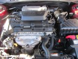 Kia Spectra Engines