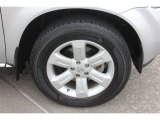 Nissan Murano 2007 Wheels and Tires