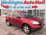 2008 Tango Red Pearl Honda CR-V LX 4WD #90185583