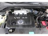 2007 Nissan Murano Engines