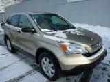 2008 Borrego Beige Metallic Honda CR-V EX 4WD #90186062