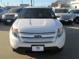 2014 White Platinum Ford Explorer Limited #90185457