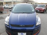 2014 Deep Impact Blue Ford Escape S #90185455