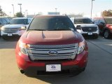 2014 Ruby Red Ford Explorer FWD #90185454
