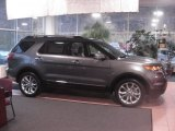 2013 Sterling Gray Metallic Ford Explorer Limited 4WD #90185695