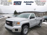 2014 Quicksilver Metallic GMC Sierra 1500 Regular Cab #90185682