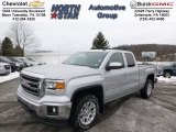 2014 Quicksilver Metallic GMC Sierra 1500 SLE Double Cab 4x4 #90185679