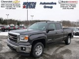 2014 Iridium Metallic GMC Sierra 1500 SLE Double Cab 4x4 #90185678