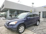 2009 Royal Blue Pearl Honda CR-V EX-L 4WD #90185816
