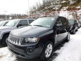2014 Maximum Steel Metallic Jeep Compass Latitude 4x4 #90185811