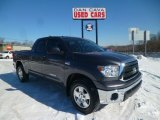2012 Magnetic Gray Metallic Toyota Tundra TRD Double Cab 4x4 #90185922