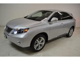 2011 Lexus RX 450h Hybrid Data, Info and Specs
