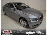 2008 Space Grey Metallic BMW 3 Series 328i Coupe #90239883