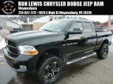 2012 Black Dodge Ram 1500 ST Quad Cab 4x4 #90239865