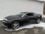 2014 Black Chevrolet Camaro SS/RS Coupe #90239791